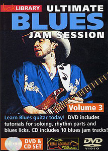 Lick Library - Ultimate Blues Jam Session [Volume 3] (2006) free download