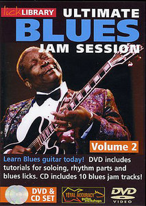 Lick Library - Ultimate Blues Jam Session [Volume 2] (2005) free download