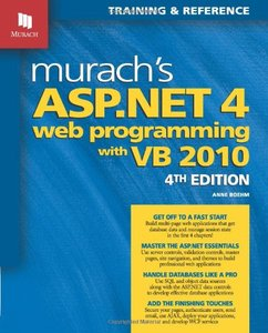 Murach's ASP.NET 4 Web Programming with VB 2010 free download