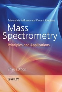 Mass Spectrometry: Principles and Applications free download