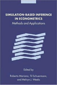 Simulation-based Inference in Econometrics: Methods and Applications free download