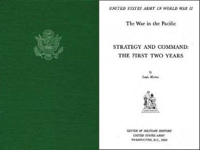 Strategy and Command: The First Two Years free download