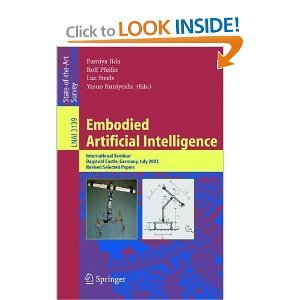 Embodied Artificial Intelligence free download