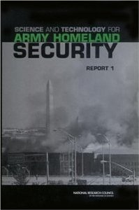 Science and Technology for Army Homeland Security: Report 1 free download