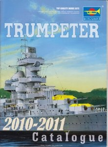 Trumpeter Catalogue 2010-2011 free download