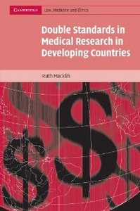 ethics of research trials in developing countries Africa, clinical trials, research ethics, international justice, committees, research,  informed consent abstract developing countries face numerous barriers to.