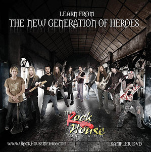 The Rock House Method - Learn from The New Generations Of Heroes (Sampler DVD) free download