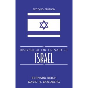 Historical Dictionary of Israel free download