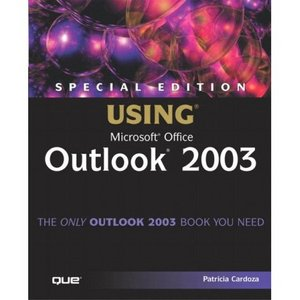 Special Edition Using Microsoft Office Outlook 2003 free download