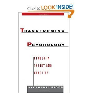 Transforming Psychology: Gender in Theory and Practice free download