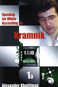 Opening for White According to Kramnik 1.nf3 free download
