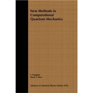 Advances in Chemical Physics, New Methods in Computational Quantum Mechanics (Volume 93) free download