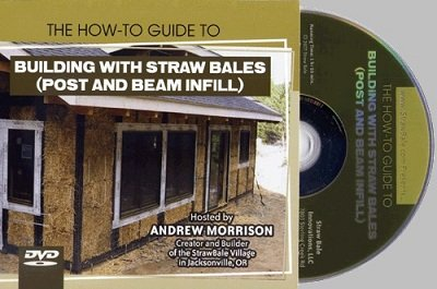 Building with Straw Bales DVD: Post and Beam Infill free download