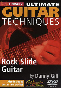 Lick Library - Ultimate Guitar Techniques - Rock Slide Guitar free download