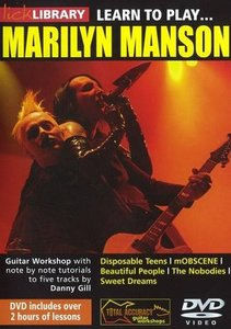 Lick Library - Learn to play Marilyn Manson free download