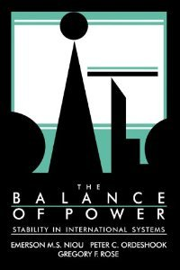 The Balance of Power: Stability in International Systems free download