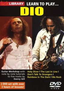 Lick Library - Learn to Play Dio free download