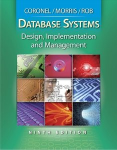 Database Systems: Design, Implementation, and Management (9th Edition) free download