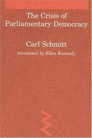 Crisis of Parliamentary Democracy free download