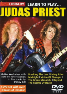 Lick Library - Learn to play Judas Priest / Danny Gill free download
