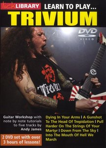 Lick Library - Learn to play Trivium / Andy James free download