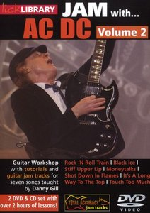 Lick Library - JAM with AC DC Vol 2 free download