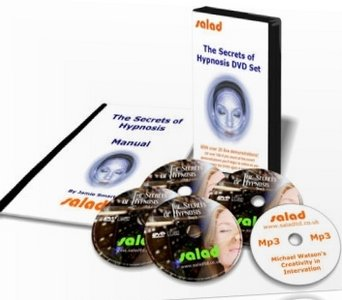 Jamie Smart - Secrets of Hypnosis 4 DVD's free download