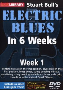Lick Library - Stuart Bull's Electric Blues In 6 Weeks Week 1 free download