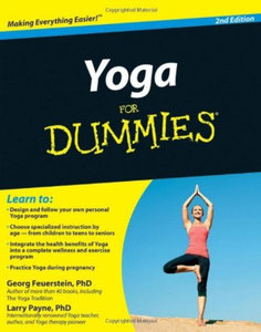 Yoga For Dummies (2nd edition) free download