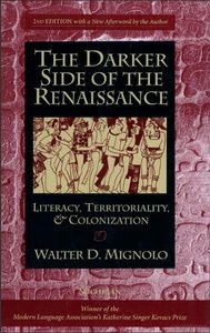 The Darker Side of the Renaissance: Literacy, Territoriality, free download