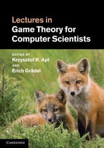 Lectures in Game Theory for Computer Scientists free download