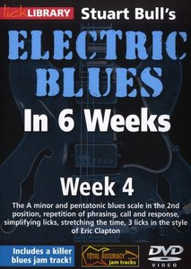 Lick Library - Stuart Bull's Electric Blues In 6 Weeks Week 4 free download