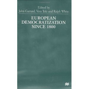 European Democratization Since 1800 free download