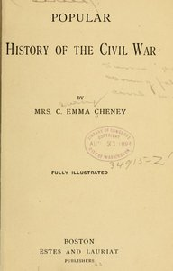 Popular history of the civil war free download