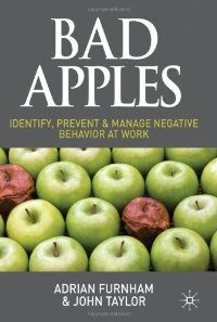 Bad Apples: Identify, Prevent and Manage Negative Behaviour at Work free download