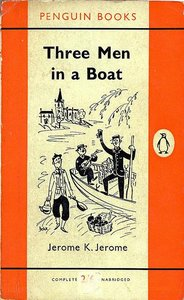 Jerome K Jerome - Three Men In A Boat free download