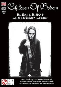 Cherry Lane - Children Of Bodom - Alexi Laiho's Legendary Licks free download
