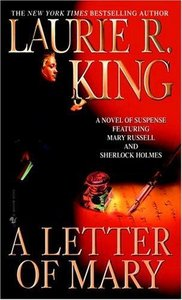 Laurie R. King - A Letter of Mary free download