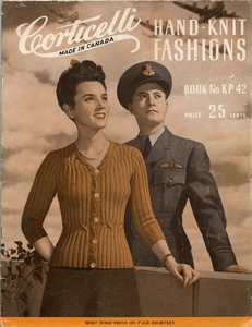 Hand Knit Fashions Book No. KP 42 free download