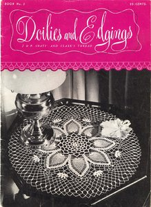 Doilies and Edgings Book No. 3 free download