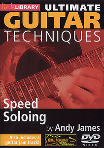 Lick Library - Ultimate Guitar Techniques - Speed Soloing free download