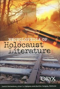 Encyclopedia of Holocaust Literature free download