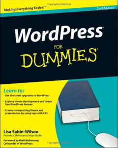 WordPress For Dummies (2nd edition) free download