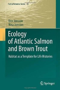 Ecology of Atlantic Salmon and Brown Trout: Habitat as a template for life histories free download