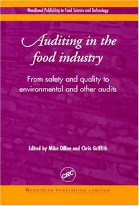 Auditing in the Food Industry: From Safety and Quality to Environmental and Other Audits free download