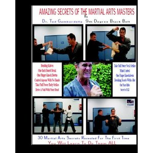 Amazing Secrets Of The Martial Arts Masters free download