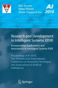 Research and Development in Intelligent Systems XXVII free download