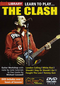 Lick Library - Learn To Play The Clash free download