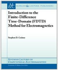 Introduction to the Finite-Difference Time-Domain (FDTD) Method for Electromagne free download