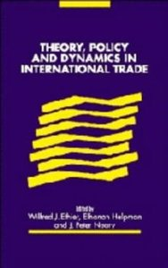 Theory, Policy and Dynamics in International Trade free download